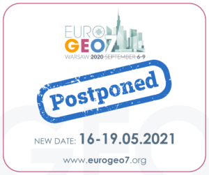 EuroGeo-7 Postponement Announcement